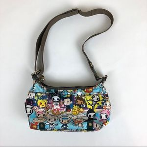 Tokidoki Vintage Rare Like New Collector Purse Bag